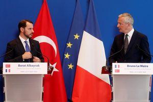 Căng thẳng với Mỹ, Thổ Nhĩ Kỳ muốn phát triển quan hệ với Liên minh Châu Âu