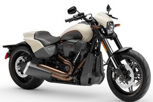Cận cảnh Harley-Davidson FXDR 114 2019