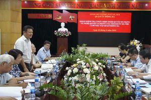 Duy trì hiệu quả hoạt động của các tổ chức Đảng trong doanh nghiệp