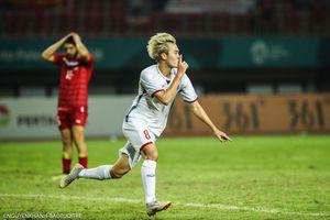 Olympic Việt Nam thắng Olympic Syria: Tuyệt chiêu luyện sức khỏe dư sức đá bóng 120 phút