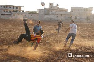 Syria: Giấc mơ bóng đá trỗi dậy giữa đạn bom
