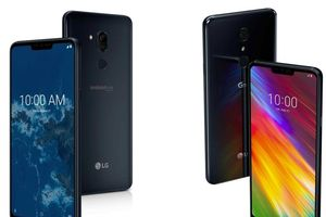 LG G7 có thêm 2 phiên bản mới