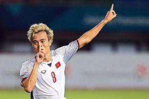 Báo Anh: Heung-Min Son áp lực không dễ dàng qua mặt Olympic Việt Nam