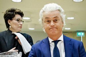 Cảnh sát Hà Lan bắt giữ một người đàn ông cáo buộc âm mưu giết chính trị gia Geert Wilders