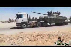 Lực lượng 'Hổ Syria' đồ dồn về căn cứ Abu Dhuhour chuẩn bị tấn công Idlib