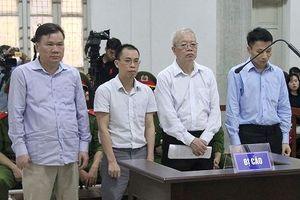 Cựu chủ tịch PVTEX bị đề nghị áp dụng đến 29 năm tù