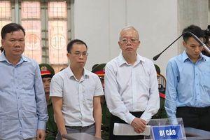 Xét xử sơ thẩm vụ án tại PVTex: Xây nhà 'hơi' cho cán bộ nhân viên