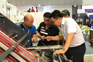 500 gian hàng tham gia VietnamPrintPackFoodtech 2018
