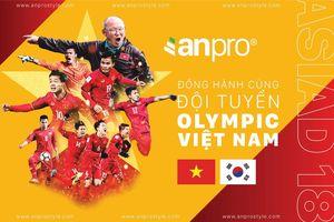 Cùng AnPro cổ vũ tuyển Olympic Việt Nam tại quê 3 tuyển thủ