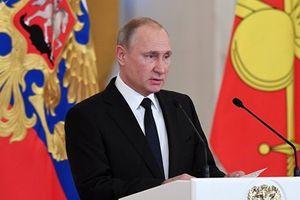 Tổng thống Nga Putin bất ngờ 'trảm' 15 tướng lĩnh