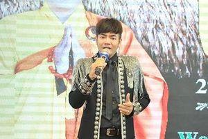 Ca sĩ Thái Huy: 'Mỗi lần hát Tình mẹ tôi đều rơi nước mắt'
