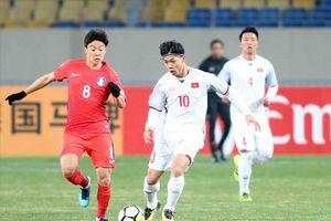 Nhận định U23 Việt Nam vs U23 Hàn Quốc: Thử thách cực đại cho thầy trò HLV Park