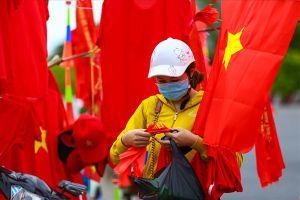 Nhờ U23 Việt Nam, sinh viên kiếm tiền triệu một ngày