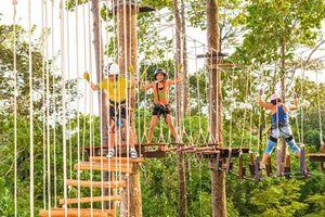 Thay đổi ở công viên Krabi