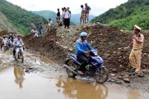 Mưa, lũ gây nhiều thiệt hại tại Điện Biên, Sơn La