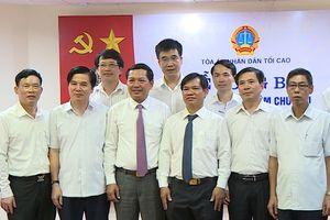 TANDTC, Bộ Y tế bổ nhiệm nhân sự mới