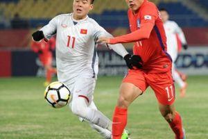 Xem trực tiếp Olympic Việt Nam vs Olympic Hàn Quốc trên VTC3