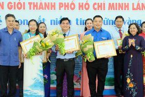 TP HCM: Hơn 200 thí sinh thi báo cáo viên giỏi