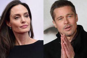 Giở chiêu trò mới, Angelina Jolie 'chiếu tướng' Brad Pitt