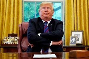 Tổng thống Trump tố Google có 'âm mưu nguy hiểm'