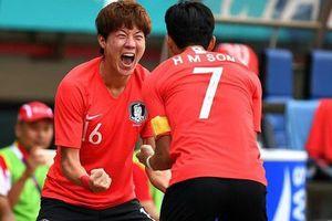 Hàn Quốc có cầu thủ còn nguy hiểm hơn cả Son Heung-min