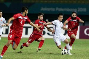 ASIAD 2018: Olympic Việt Nam sẽ làm được như Malaysia trước Hàn Quốc?