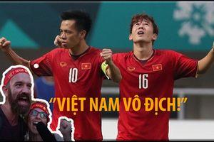 Olympic Việt Nam - những người hùng không áo choàng