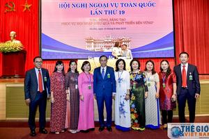 Đoàn Thị Xuân Hiền - Một nữ Đại sứ 'đặc biệt'