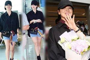 Song Hye Kyo U40 vẫn trẻ trung năng động, giản dị không ngờ