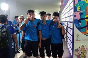 Olympic Việt Nam hồi phục thể lực như thế nào để đấu Hàn Quốc?