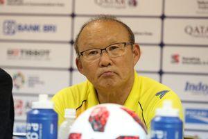 HLV Park Hang Seo: 'Tôi tự hào về các cầu thủ U23 Việt Nam'