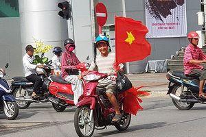 Fan bóng đá Đà Nẵng đã sẵn sàng cùng Olympic Việt Nam vào trận bán kết!