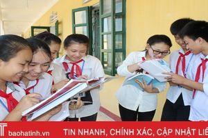 Hơn 100 ngàn học sinh Hà Tĩnh sẽ được miễn học phí năm học mới