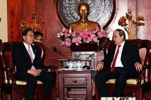 TP.HCM ủng hộ đẩy mạnh hợp tác với các địa phương của Nhật