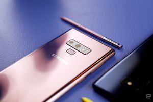 'Tá hỏa' phát hiện camera Galaxy Note9 bị lệch dù còn mới tinh