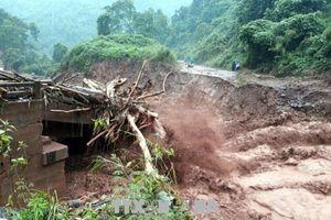 Nậm Pồ, Điện Biên nỗ lực khắc phục hậu quả mưa lũ