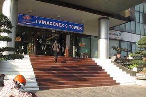 Vinaconex 9 bị phạt và truy thu hơn 800 triệu đồng tiền thuế