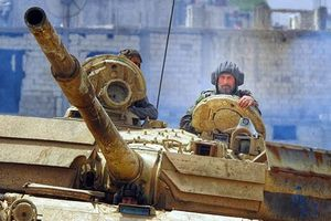 Quân đội Syria xới tung vùng sa mạc Sweida, đánh bật loạt tay súng IS