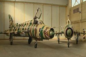 Iran gắn vũ khí thông minh lên chiến đấu cơ Su-22