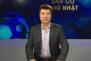 BLV Quang Huy 'trổ tài' dự đoán trận đấu Olympic Việt Nam vs Olympic Hàn Quốc