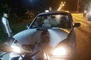 Huế: Làm rõ vụ thầy giáo dạy lái xe tông chết người trong đêm