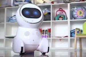 Robot trợ giảng xuất hiện tại hơn 600 nhà trẻ ở Trung Quốc