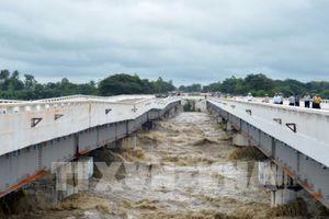 Hơn 50.000 người phải sơ tán do vỡ đập tại Myanmar