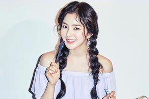 Irene (Red Velvet): Rơi mồ hôi thôi cũng làm bao người rung động