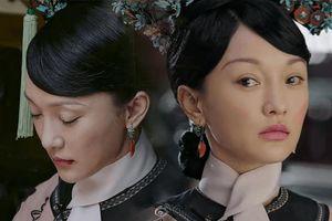 Không cần lời thoại, chỉ qua ánh mắt, diễn xuất của Châu Tấn trong 'Hậu cung Như Ý Truyện' lên cả top tìm kiếm Weibo
