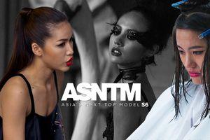 Tập 2 Asia's Next Top Model 2018: Mentor Minh Tú quá 'có tâm', thiên nga đen Thanh Vy khóc lóc đòi cắt thêm tóc