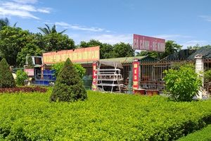 Nghệ An: Thanh tra phát hiện nhiều sai phạm tại BQL quảng trường Hồ Chí Minh