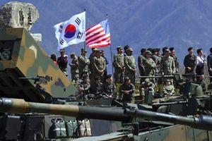 Mỹ hủy cam kết của ông Trump và Kim Jong Un, tuyên bố nối lại tập trận
