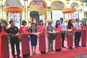 Hai triển lãm chào mừng Quốc khánh 2/9 tại Hoàng thành Thăng Long