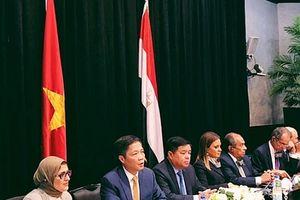 Diễn đàn doanh nghiệp Việt Nam – Ai Cập